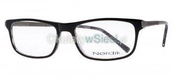 oprawki Nordik 7203 czarne
