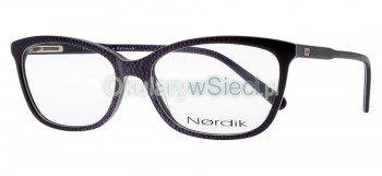 oprawki Nordik 7267 czarne z fioletem