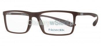 oprawki Nordik 7851 brązowe