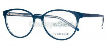 oprawki Nordik niebieskie