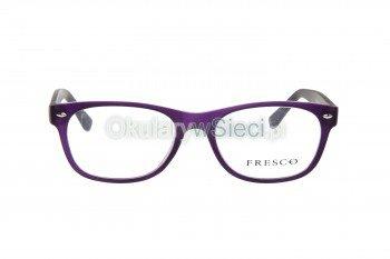 oprawki Fresco F500-2 bordowe