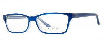 oprawki Fresco F631-2 niebieskie