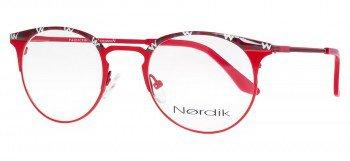 oprawki Nordik  7187 czerwone