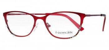oprawki Nordik  7287 czerwone