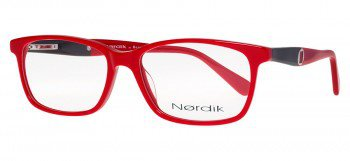 oprawki Nordik  7401 czerwone