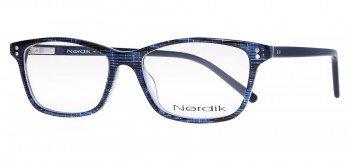 oprawki Nordik  7541 niebieskie