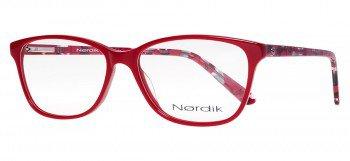 oprawki Nordik  7583 czerwone