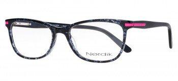 oprawki Nordik  7663 czarne