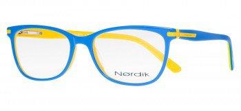 oprawki Nordik  7663 niebieskie