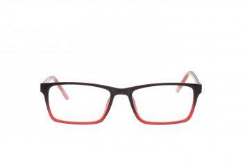 oprawki Fresco F531-2 czarne/czerwony
