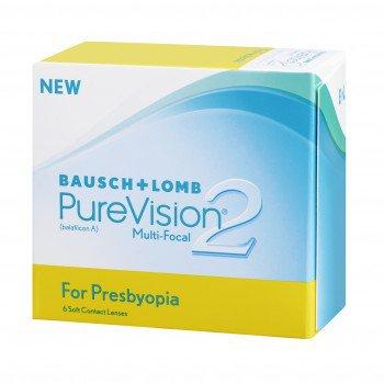 PureVision 2 for Presbyopia 6 szt.