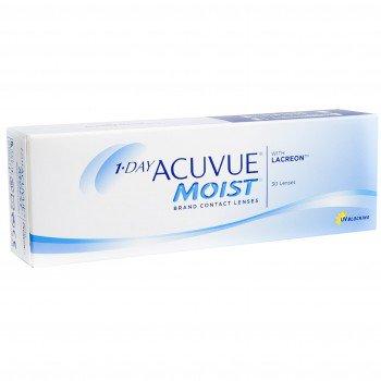 Soczewki kontaktowe Acuvue 1-DAY Moist 180 szt.