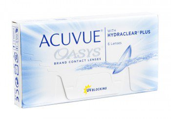 Acuvue Oasys z Hydraclear™ Plus 6szt.