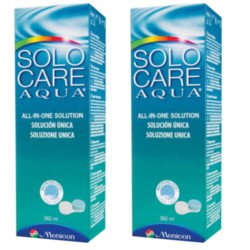 Płyn Solo Care AQUA 2x360ml