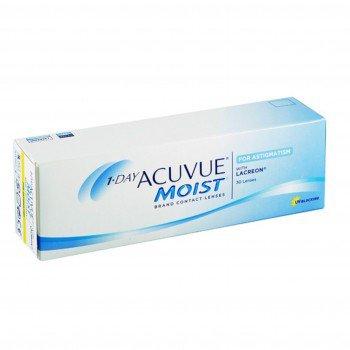 soczewki Acuvue® 1-DAY Moist™ for Astigmatism 30 szt.