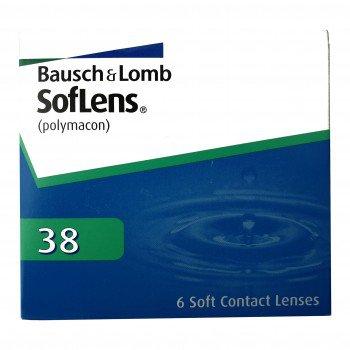soczewki SofLens® 38 6szt.