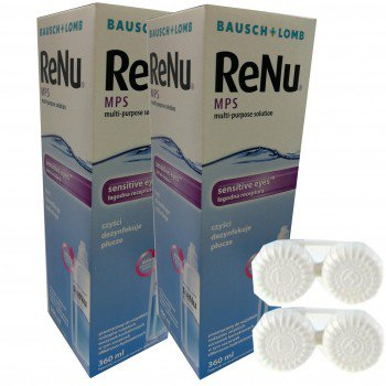 Płyn ReNu MPS 2x360ml