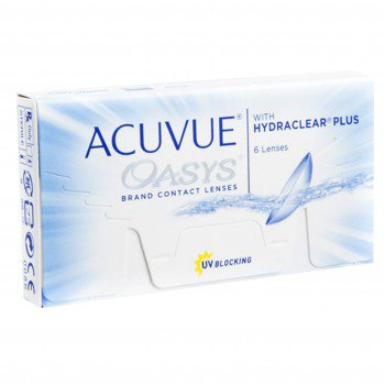 soczewki Acuvue® Oasys® z Hydraclear™ Plus 24szt.