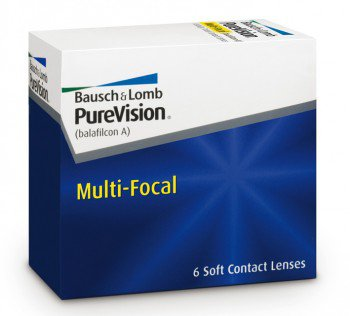 PureVision® Multifocal 6 szt.