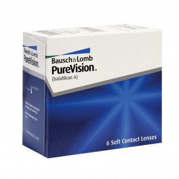 PureVision® (Krzywizna 8,3) 6 szt.