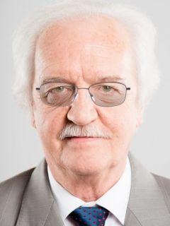 Męskie okulary korekcyjne do czytania i patrzenia w dal dla seniora