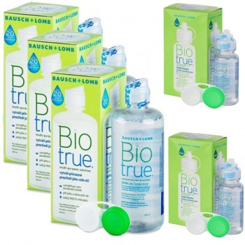 Biotrue 3x300 ml + 120 ml GRATIS