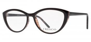 oprawki Fresco F233-2 brązowe