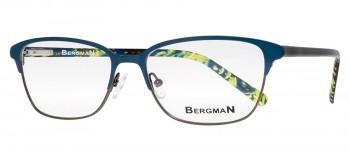 oprawki Bergman niebieskie