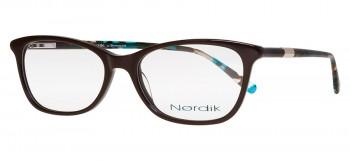 oprawki Nordik  7245 brązowe