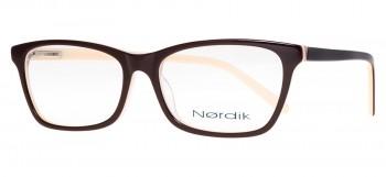 oprawki Nordik  7803 brązowe