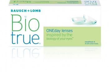 soczewki Biotrue ONEday 30szt. + 5 sztuk GRATIS