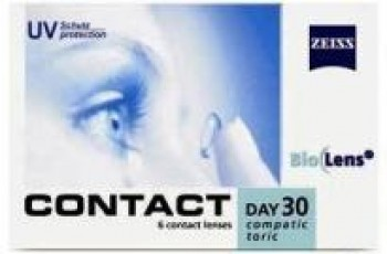 Contact Day 30 Compatic Toric 6szt.