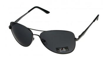 okulary przeciwsłoneczne Voka VS1046 szare