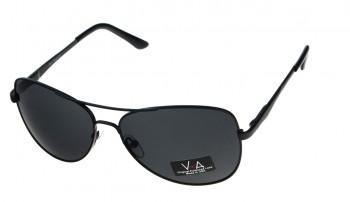 okulary przeciwsłoneczne Voka VS1046 czarne
