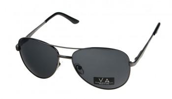 okulary przeciwsłoneczne Voka VS1044 szare