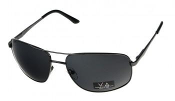 okulary przeciwsłoneczne Voka VS1043 szare