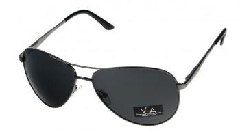 okulary przeciwsłoneczne Voka VS1042 szare