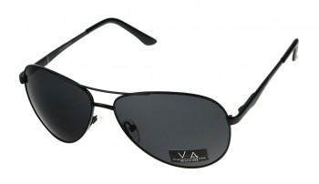 okulary przeciwsłoneczne Voka VS1042 czarne