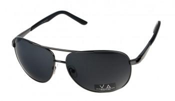 okulary przeciwsłoneczne Voka VS1041 szare