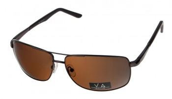 okulary przeciwsłoneczne Voka VS1036 brązowe