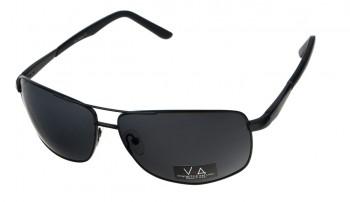 okulary przeciwsłoneczne Voka VS1036 czarne