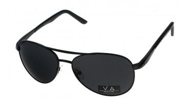 okulary przeciwsłoneczne Voka VS1035 czarne
