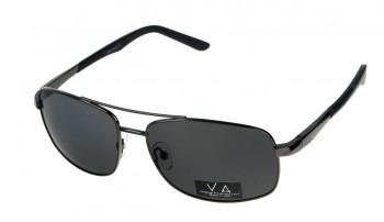 okulary przeciwsłoneczne Voka VS1033 szare
