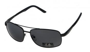 okulary przeciwsłoneczne Voka VS1033 czarne
