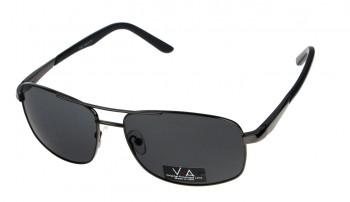 okulary przeciwsłoneczne Voka VS1032 szare