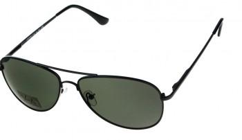 okulary przeciwsłoneczne Voka VS1030 czarne