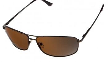 okulary przeciwsłoneczne Voka VS1029 brązowe