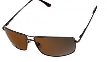 okulary przeciwsłoneczne Voka VS1027 brązowe