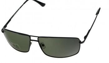 okulary przeciwsłoneczne Voka VS1027 czarne