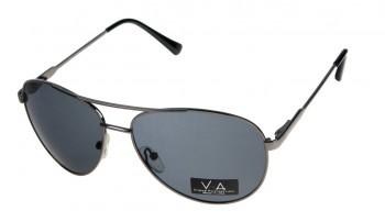okulary przeciwsłoneczne Voka VS1019 szare